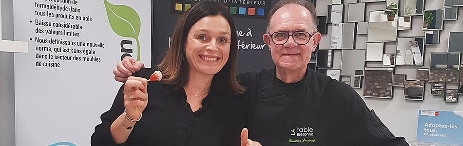 Cours de cuisine comit d 39 entreprises brest landerneau - Cours de cuisine brest ...
